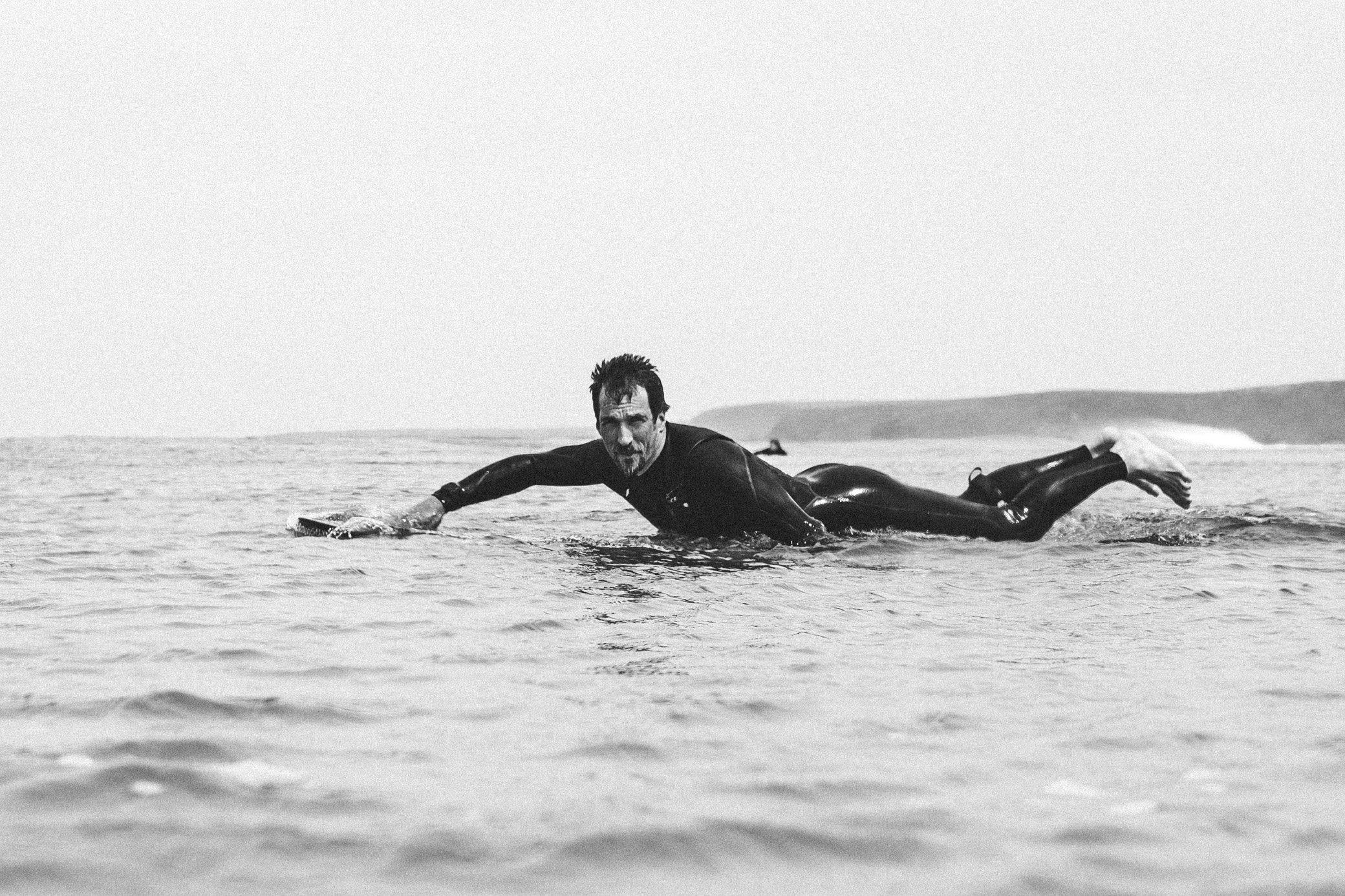 Sam Surf Portrait